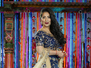 INDIAN BRIDE SOLO PORTRAITS