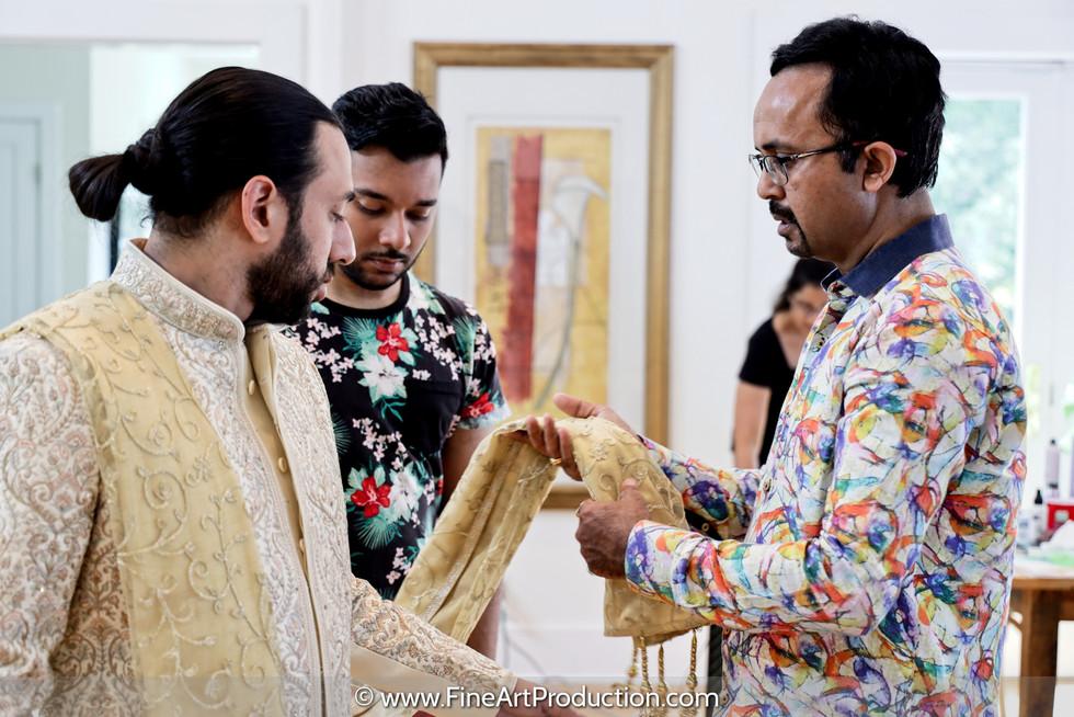 punjabi-indian-groom-getting-ready