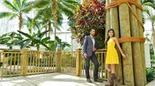 Vinita & Shawn's Adorable Pre-Wedding Photoshoot