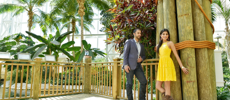 Vinita & Shawn's Adorable Pre-Wedding Photoshoot
