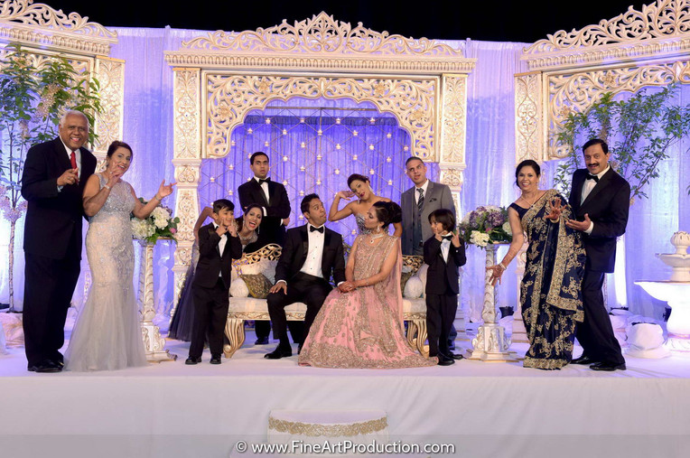 guyanese-indian-wedding-family-photography