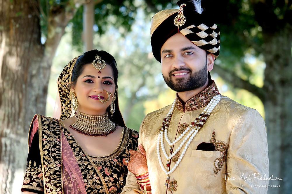 Esha & Simit-renaissance-st-augustine-resort-indian-wedding