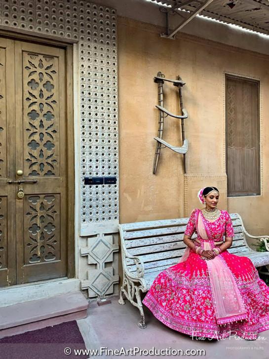 ajit-bhawan-jodhpur-indian-bride