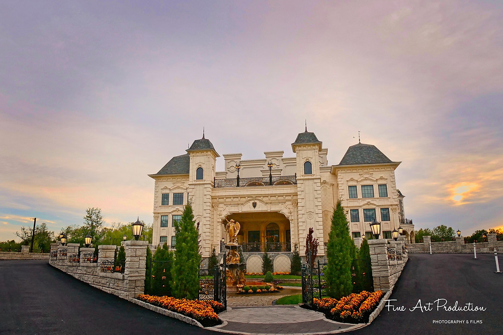 the legacy castle - indian wedding luxury venue in new jersey