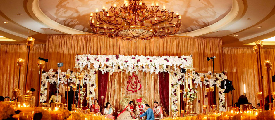 Omni Championsgate Orlando - Indian Wedding Rituals Celebration - Ronisha & Vishal