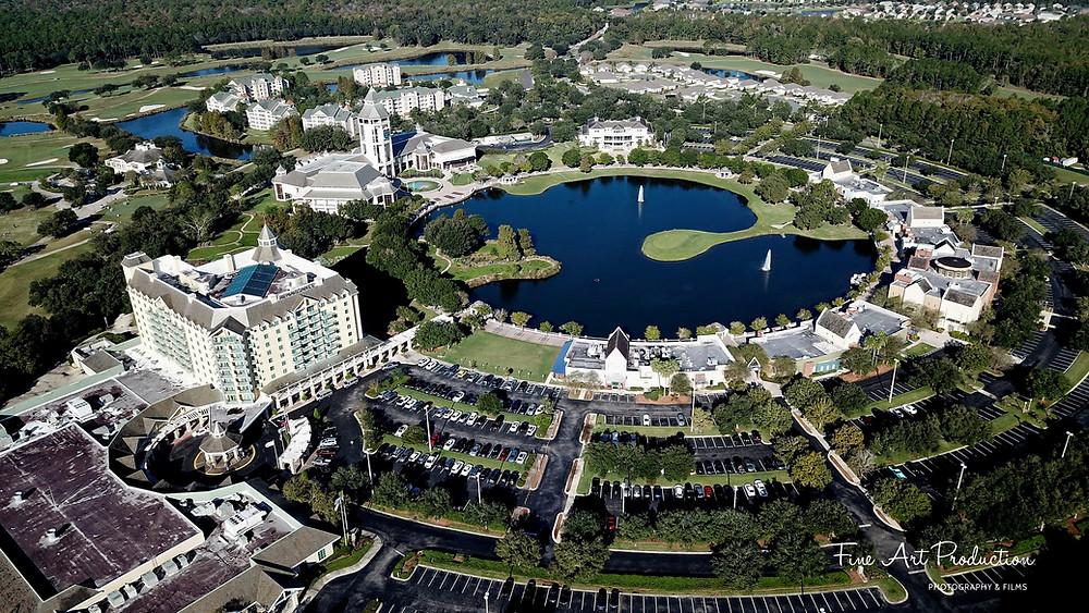 aerial-view-world-golf-village-renaissance-st-augustine-resort