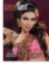 teena sugandh - bibi magazine cover