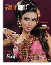 teena sugandh - bibi magazine cover