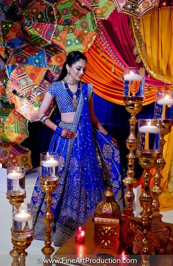 indian-bride-sangeet-portrait