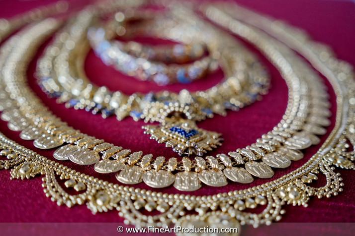 bridal indian wedding jewelry