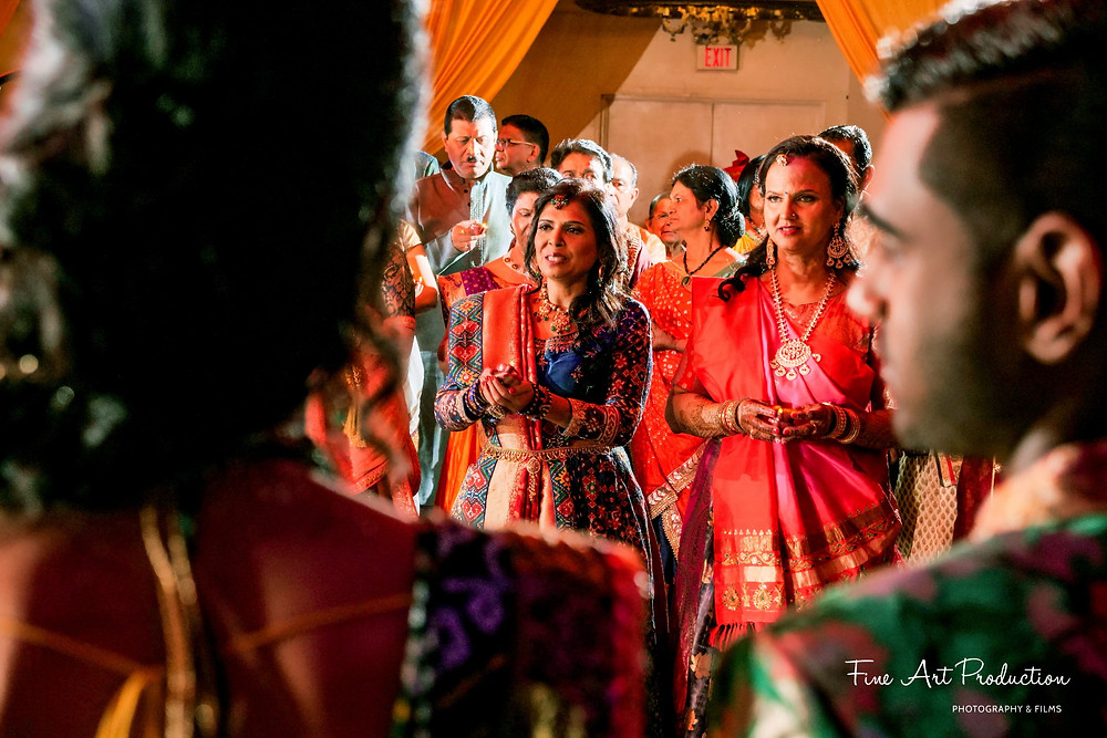 wedding garba night