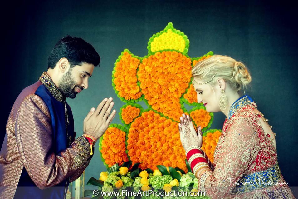 flower-ganesh-decoration