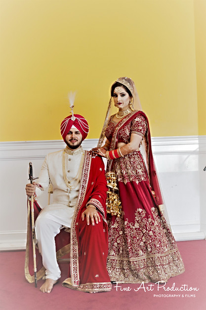 Indian-Wedding-Sangeet-Dashmesh-Darbar-G
