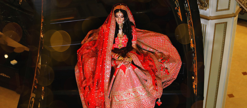 The Legacy Castle - Indian Wedding - Aashka & Milan
