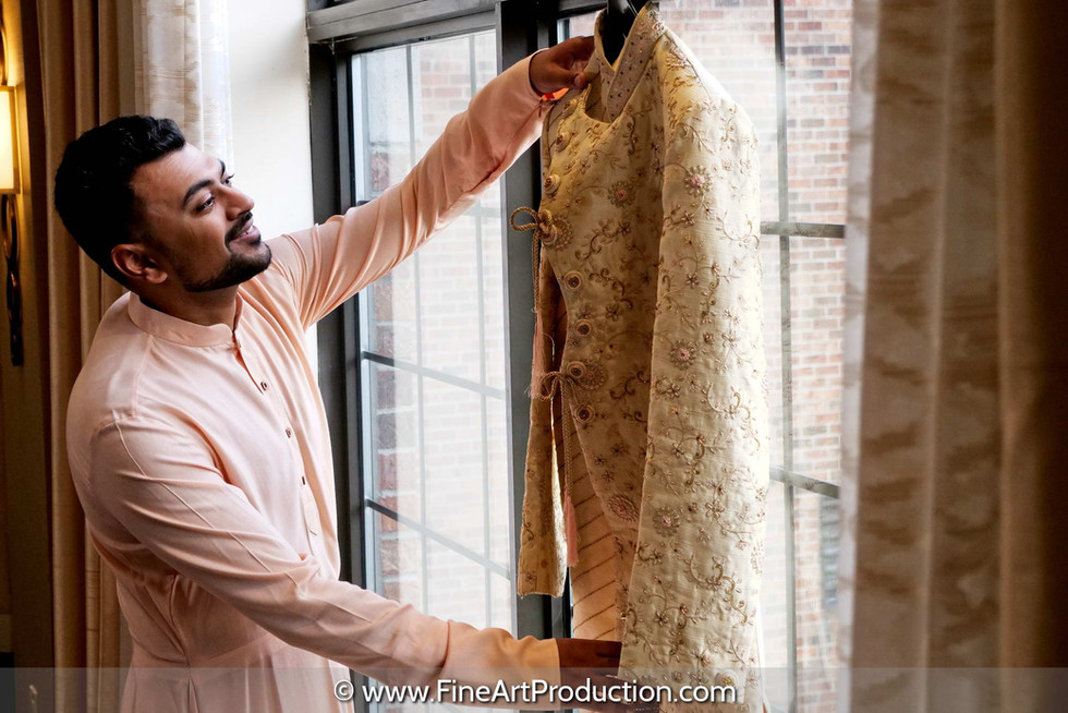 indian-groom-getting-ready-on-wedding-day