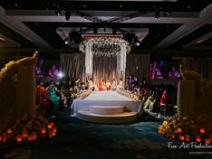 WEDDING MANDAP + DECOR
