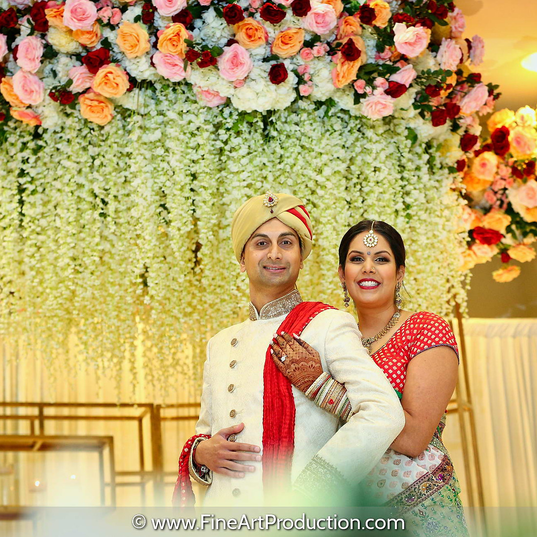 Albany Marriott Indian Wedding