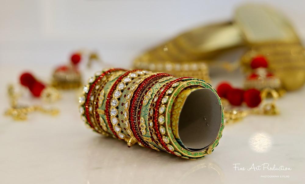 indian wedding bangles set