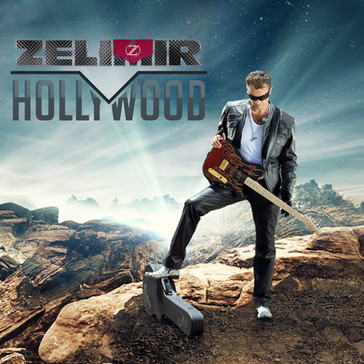 Hollywood CD Cover by ZELIMIR
