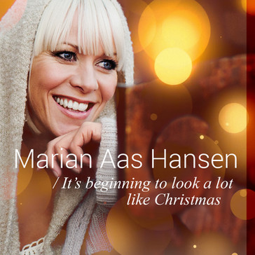 Marian Aas Hansen   It's Beginning to Look a Lot Like Christmas