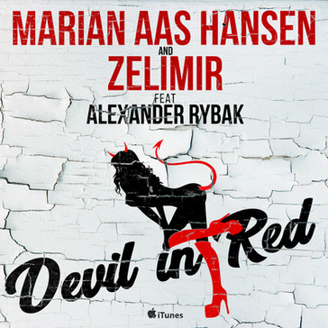 Devil in Red, ft. Alexander Rybak CD Cover - Marian Aas Hansen & Zelimir