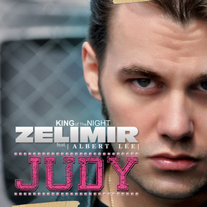 Zelimir - Judy ft Albert Lee CD Cover
