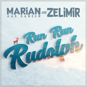 Run Run Rudolph CD Cover Marian Aas Hansen & Zelimir