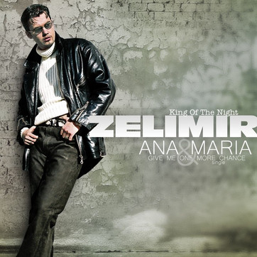 Ana Maria   Give me one more chance Maxi Single by Zelimir