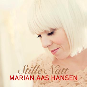 Marian Aas Hansen - Stille Natt CD Cover