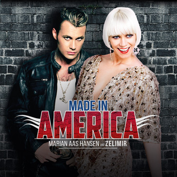 Made in America - CD Cover Marian & Zelimir