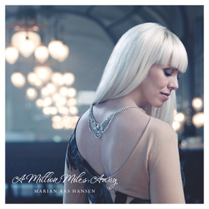 A Million Miles Away CD Cover by Marian Aas Hansen