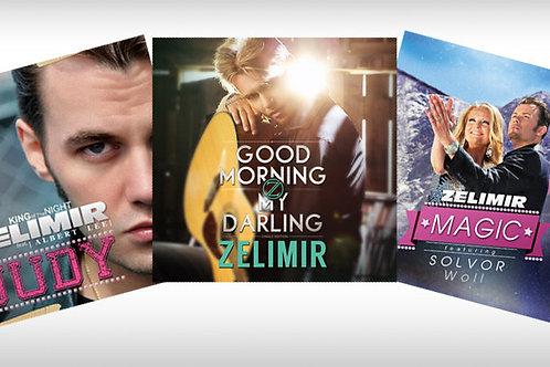 Zelimir Singles Bundle Legacy (3 CD's)