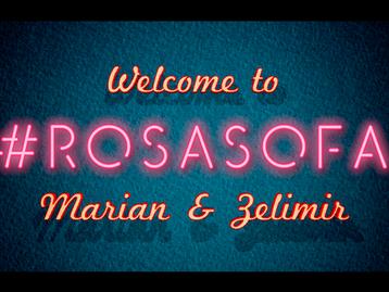 #ROSASOFA TV Show