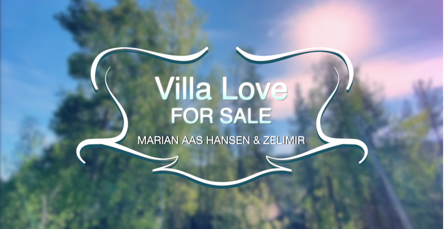 Villa Love of Marian Aas Hansen & Zelimi