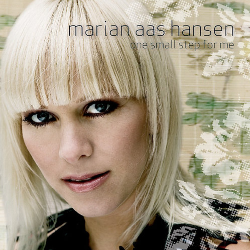CD - One Small Step for Me, Marian