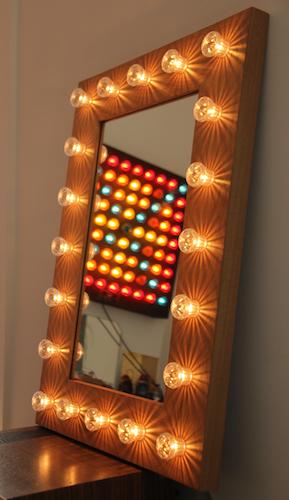 Ecla - Miroir d'artiste