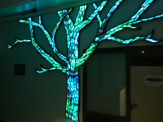 Espace Synthèse - Luminariste