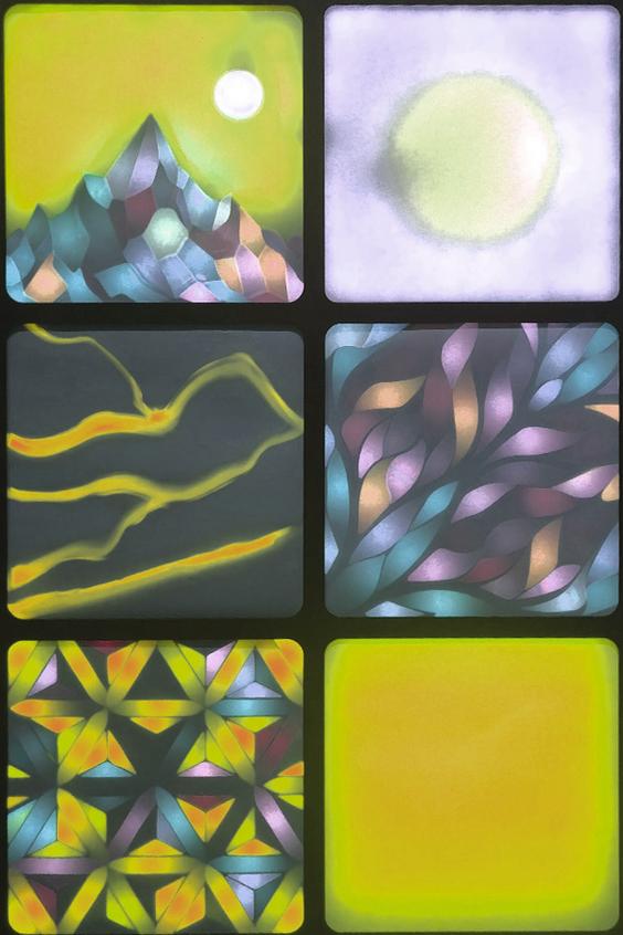 Luminariste - Fenêtre sur l'imaginaire