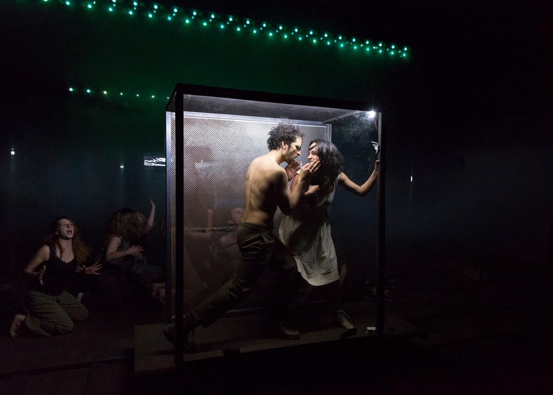 Woyzeck - Théâtre de la Tempête