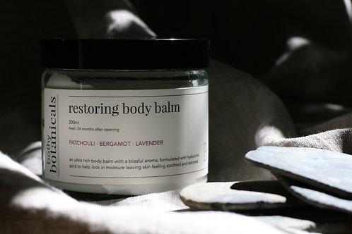RESTORING  BODY BALM