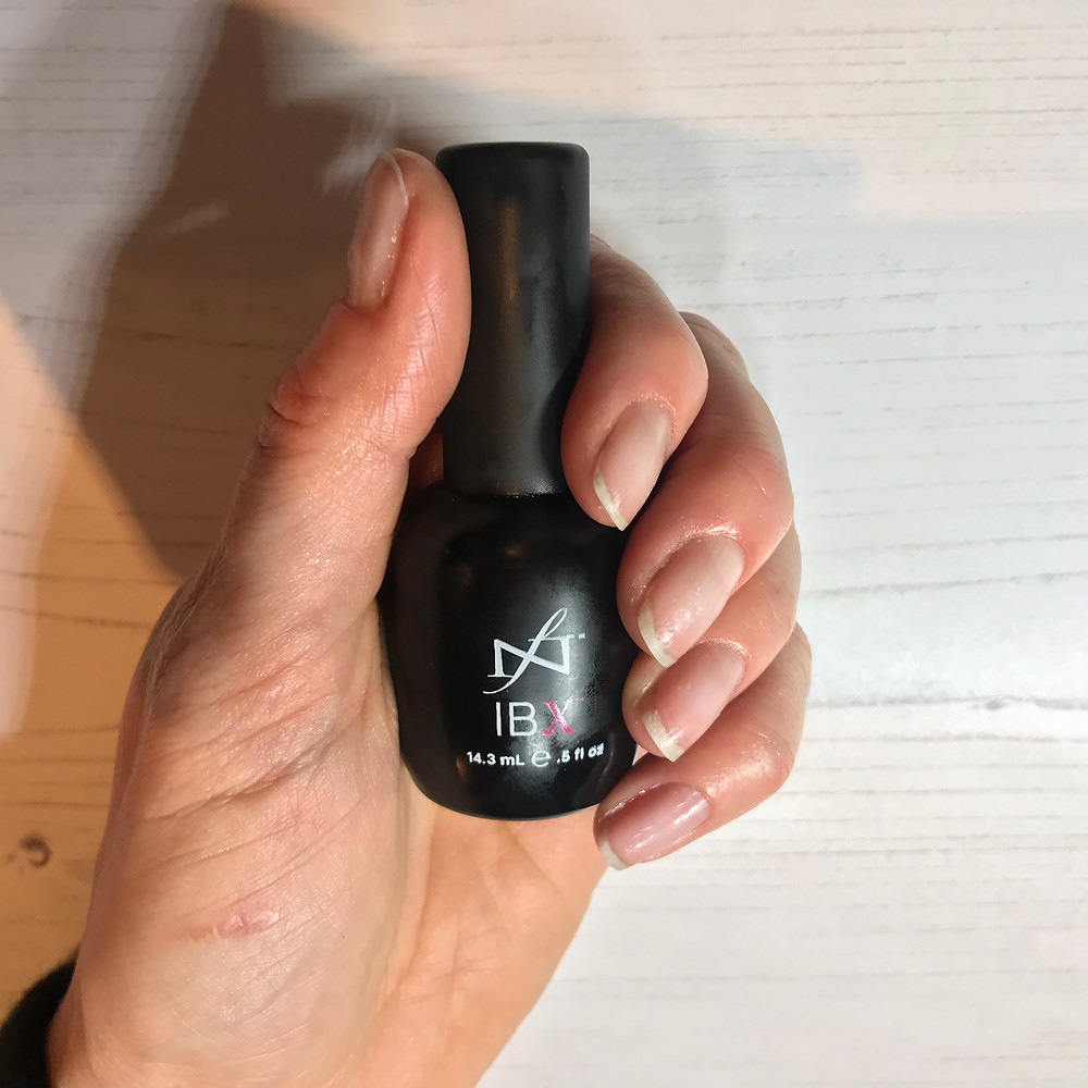 IBX nail treatment