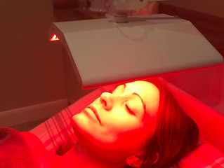 Boost your facial with LED Light Therapy