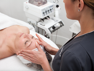 New Facial Alert! 30-minute Express Peel, £38