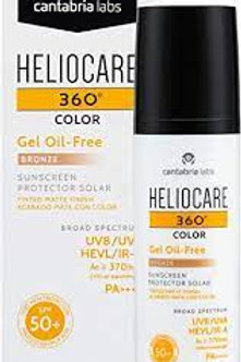 Heliocare Oil-Free Gel Tint - BRONZE