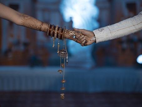 திருமண வாழ்த்து கவிதை - மகிழ்வோடு வாழ்க!