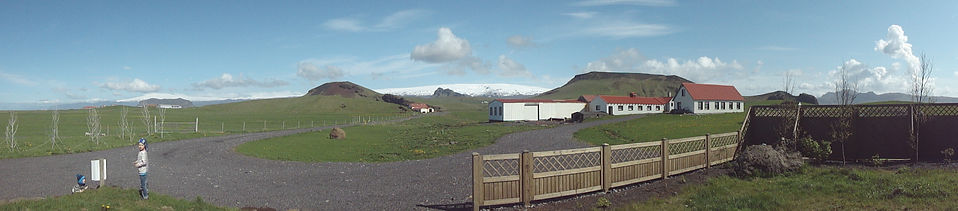 Our beautiful farm, garðakot
