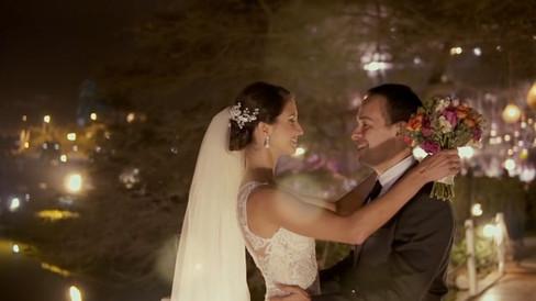 Alessandra & Carlos Alberto