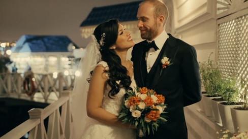 Claudia & Scott