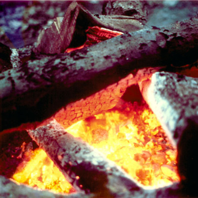 DW042  Evening Fires / Live Spirits