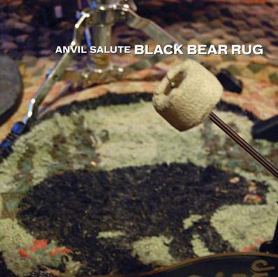 DW035  Anvil Salute / Black Bear Rug